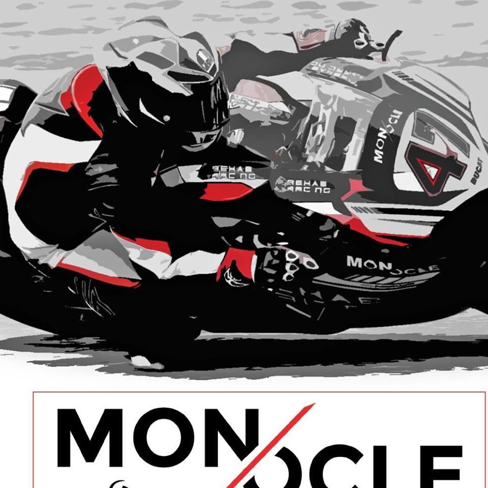 Monocle Motorcycle Racing Series